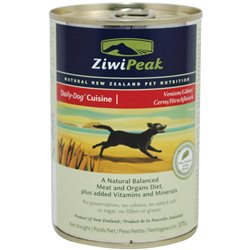 ZiwiPeak Daily Dog Venison Cans