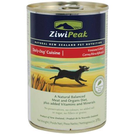 ZiwiPeak Daily Dog Venison Cans