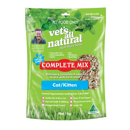 VAN Complete Mix for Cats