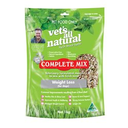Vet's All Natural Complete Mix Weight Loss