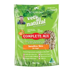 Vet's All Natural Complete Mix Sensitive Skin