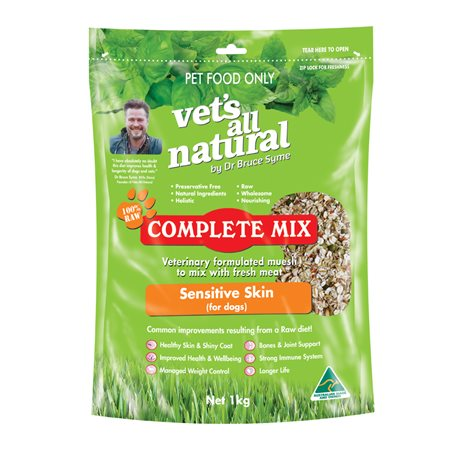 VAN Complete Mix Sensitive Skin