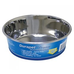 DuraPet Premium Stainless Steel Pet Bowl