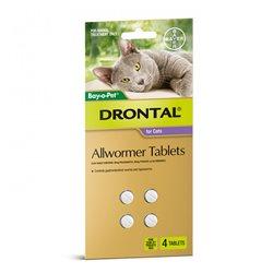 Drontal Cat 4KG