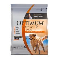 Optimum Dog Adult Beef
