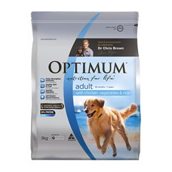 Optimum Dog Adult Chicken