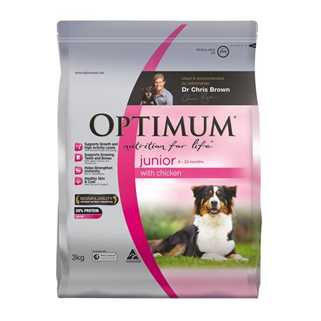 Optimum Junior Dry