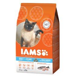 IAMS Cat Adult Ocean Fish & Chicken