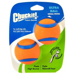 Chuckit! Ultra Ball 2 Pack - Small