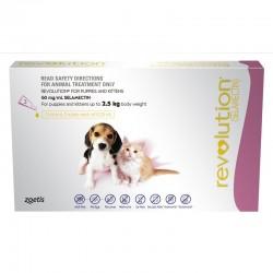 Revolution Pink Puppy and Kitten to 2.5KG
