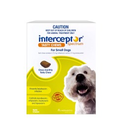Interceptor Small 4-11KG Green