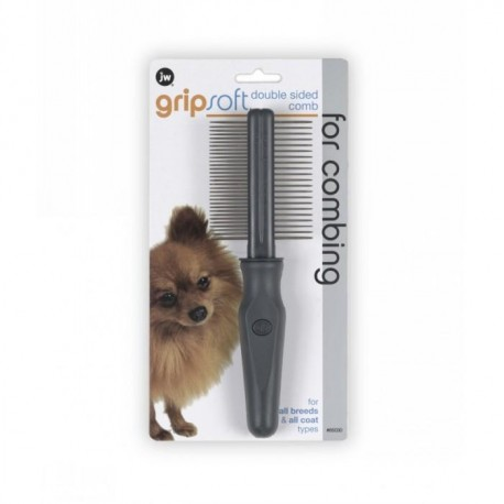 GripSoft Double Sided Comb