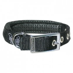 Prestige Black Soft Padded Collar