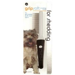GripSoft Shedding Comb