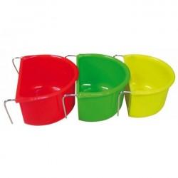 Birdlife Plastic Coop Cup (6.5cm/7.1cm)