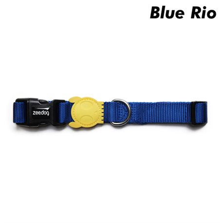 Zee.Dog Blue Rio Collar