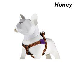 Zee.Dog Honey Harness