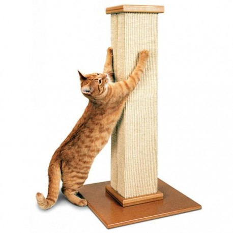 "SmartCat ULTIMATE SCRATCHING POST 32"" (81cm) Height"