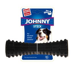GIGWI Johnny Stick Extra Durable Black