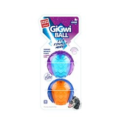 GIGWI G-Ball Medium 2 Pack