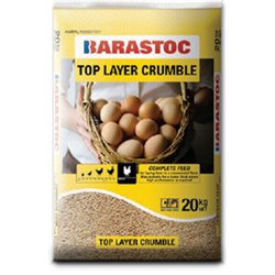 Barastoc Top Layer Crumble 20KG