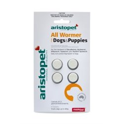 Aristopet All Wormer For Dogs & Puppies