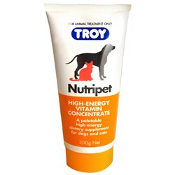 Troy Nutripet High-Energy Vitamin Concentrate 200G