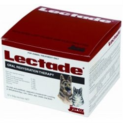 Lectade Sachet Box 12 x 64g For Dogs, Cats, Horses & Livestock