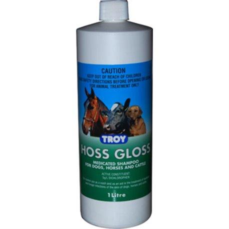 Troy Hoss Gloss Medicated Shampoo