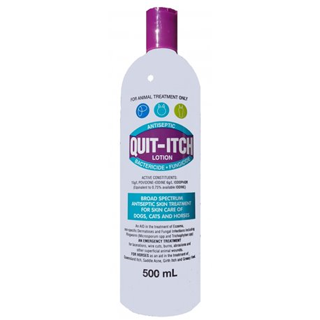 Quit Itch Shampoo
