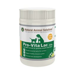 Natural Animal Solutions Pro-Vita Lac 200g