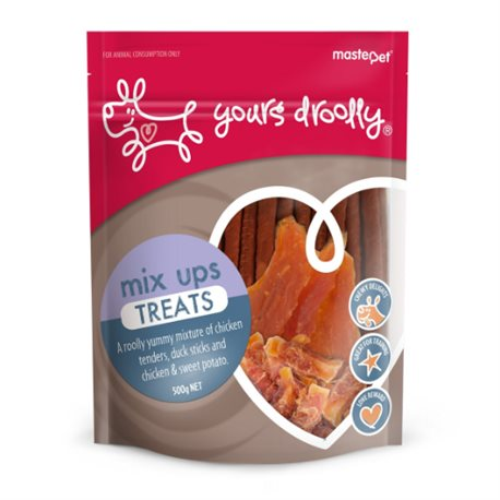 Yours Droolly Mix Up Treats 500g