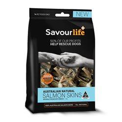 SavourLife Salmon Skins 125g