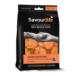 SavourLife Sweet Potato Chew w/ Coconut Oil