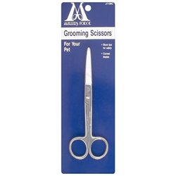 Millers Forge Pet Grooming Scissors (CURVED BLADES) - 14.5cm