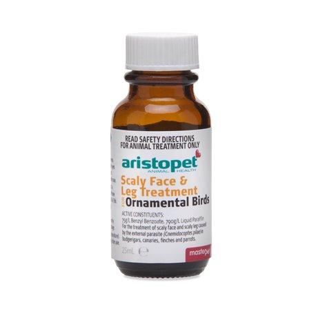 Aristopet Scaly Face & Leg Treatment 25ml