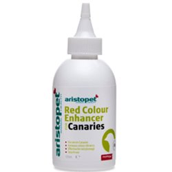Aristopet Bird Red Colour Enhancer 125ml