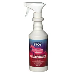 Troy Chloromide Antiseptic Spray 500ml