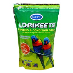 Avione Lorikeet Dry Food
