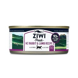ZiwiPeak Cat Rabbit & Lamb Cans