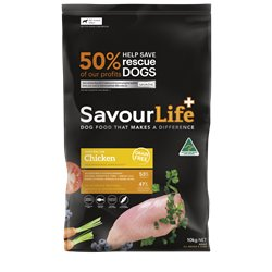 SavourLife Grain Free Chicken Dog Food