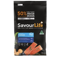 SavourLife Grain Free Salmon Dog Food
