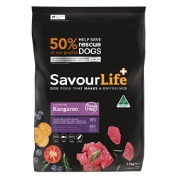 SavourLife Grain Free Kangaroo Dog Food
