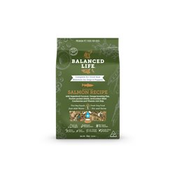 Balanced Life Food for Dogs – Salmon (short dated 22/1/21)
