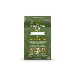 Vet's All Natural Balanced Life Food for Dog - Chicken