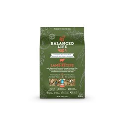 Vet's All Natural Balanced Life Food for Dogs – Lamb
