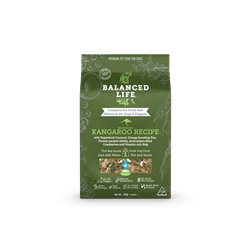 Vet's All Natural Balanced Life Food for Dogs – Kangaroo