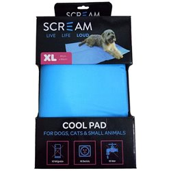 Scream Cool Pad For Dogs & Cats