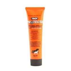 Troy Protecta Insect Repellent Antibacterial Cream with UV Protection 100g