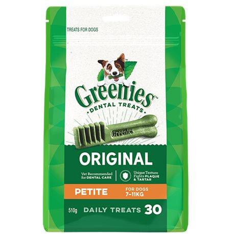 Greenies Original Dental Chews 510g Value Box